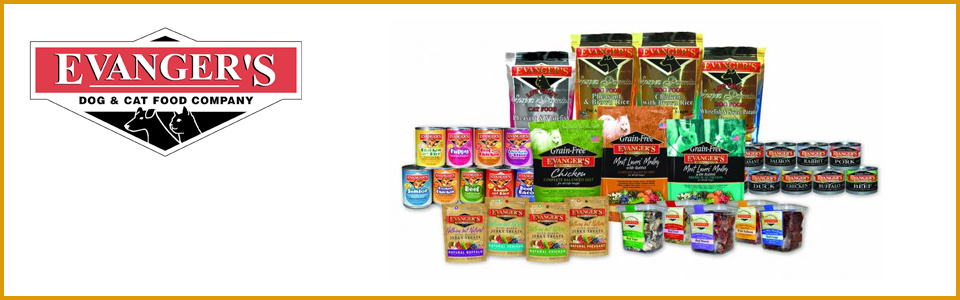 Evangers Dog and Cat Products at Pets, Love And Happiness Pet Store in Huntsville Alabama